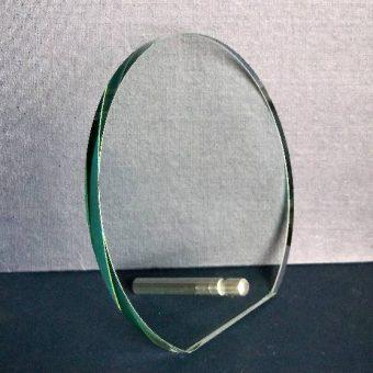 One pin circle a